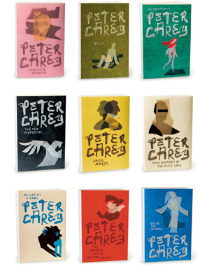 Peter Carey Series