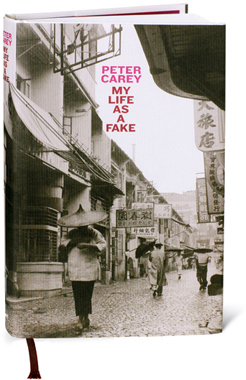 Peter Carey: My Life as a Fake
